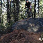 Larsen Trail Rock Over