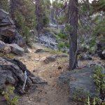 Metolius-Windigo Trail Rocks
