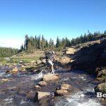 Metolius-Windigo Creek Crossing