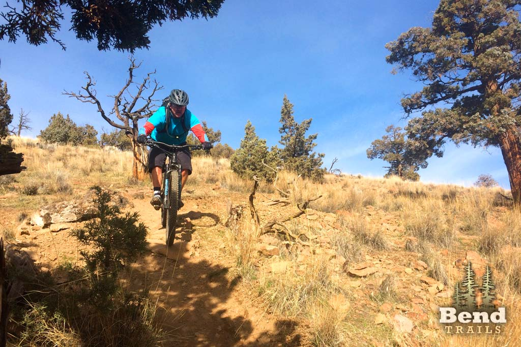 DH Mountain Biking in Bend
