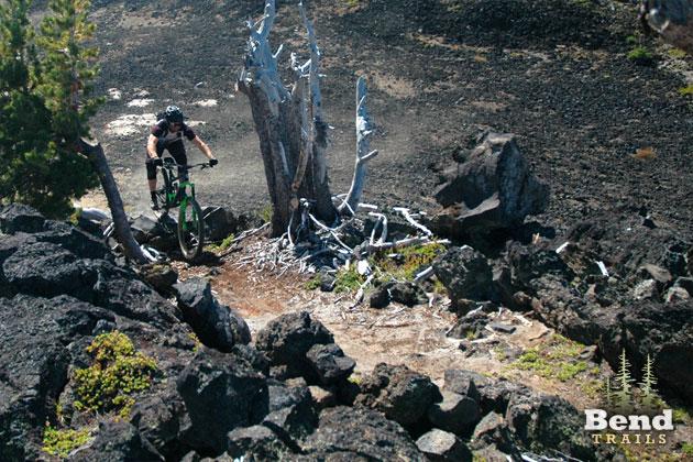 Rocky DH Trail