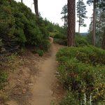 Tumalo Ridge Side-slope