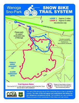 wanoga trails